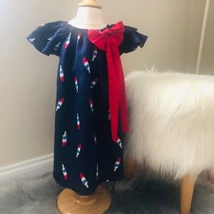Other - Red white and blue popsicle dress ⭐️⭐️⭐️⭐️